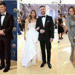 """9 cặp đôi ăn mặc """"hợp rơ"""" nhất trên thảm đỏ Emmy 2018"""