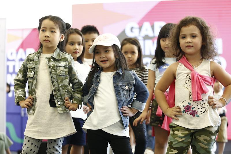 Cuộc thi GAP tìm kiếm ngôi sao thời trang đã tìm được quán quân