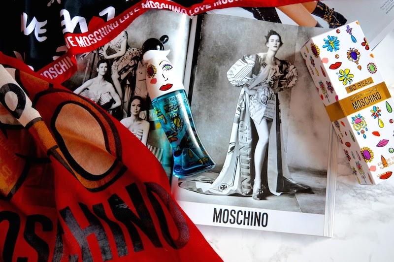 """Moschino ra mắt phiên bản """"So Real"""" của dòng nước hoa Cheap & Chic"""
