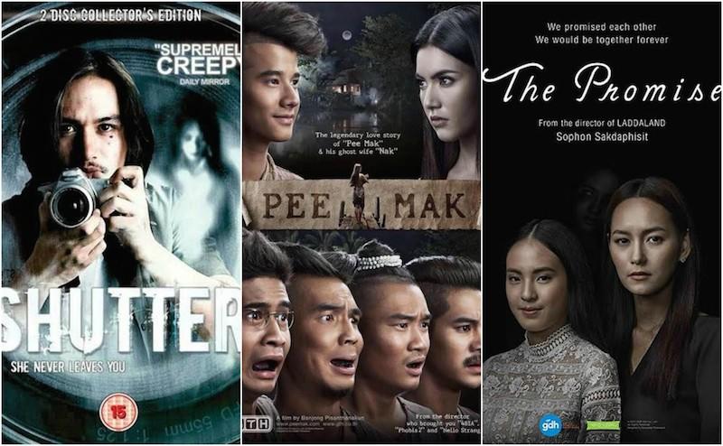Những bộ phim kinh dị Thái Lan khiến khán giả rợn tóc gáy