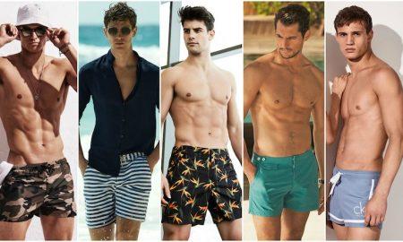 """5 kiểu quần bơi cực """"chất"""" mà chàng trai nào cũng nên biết"""