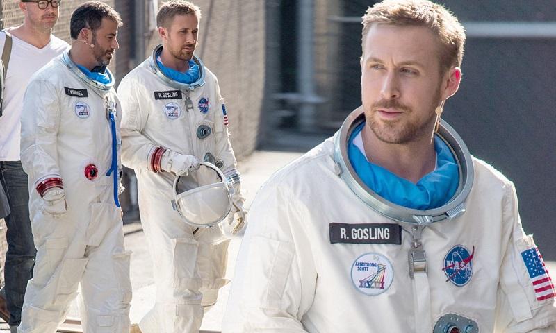 """""""Neil Armstrong"""" Ryan Gosling và chuyến du hành lên mặt trăng đầy kịch tính được hé lộ trong trailer mới nhất"""