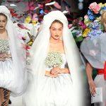 """Hết hóa hoa thơm, Gigi Hadid lại mang theo một trời """"bướm lượn"""" lên sàn diễn của Moschino"""