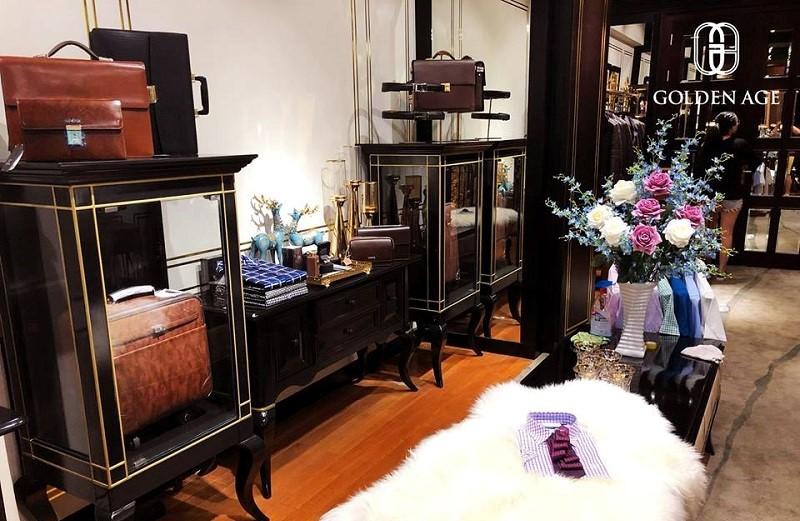 Không gian mua sắm thượng lưu Golden Age chính thức có mặt tại Hà Nội