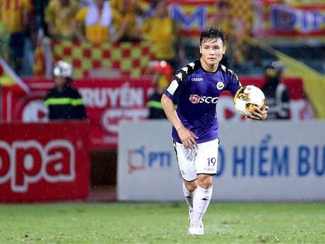 Sanna Khánh Hòa BVN chia điểm với tân vương Hà Nội FC