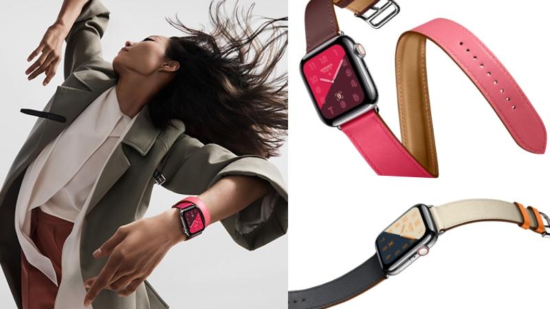 """Apple Watch Hermès Series 4 – Sự đồng điệu giữa hai """"ông lớn"""" trên một siêu phẩm"""