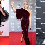 """Lady Gaga tiếp tục """"càn quét"""" LHP Toronto với phong cách quý cô sang chảnh"""
