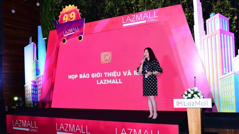LazMall – Kênh mua sắm sản phẩm chính hãng từ các thương hiệu hàng đầu
