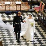 Meghan Markle và cách bày tỏ tình yêu dưới lớp áo cưới