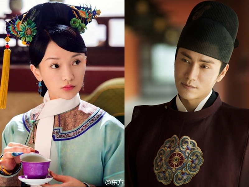 """Bỏ mặc bộ phim của mình, Trần Khôn kêu gọi bạn bè ủng hộ """"Hậu cung Như Ý truyện"""" của Châu Tấn"""