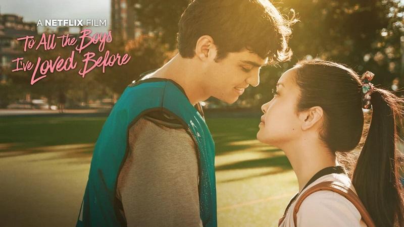"""""""To All The Boys I've Loved Before"""" là câu chuyện giữa Peter và cô gái hướng nội mang hai dòng máu Mỹ – Hàn."""