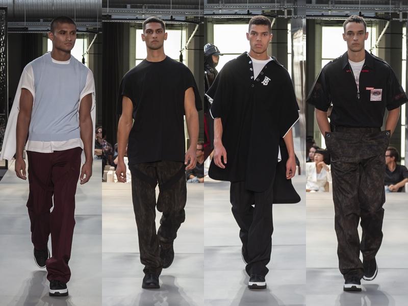 Những thiết kế dành cho nam giới gây ấn tượng mạnh mẽ.
