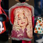 """Gucci tung """"bom tấn"""" túi đầu chuột Mickey, quả dâu và áo in hình Dolly Parton"""