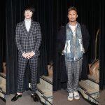 Kai (EXO) hội tụ cùng Dư Văn Lạc, Hùng Tử Kỳ và Kentaro Sakaguchi trên hàng ghế đầu show Gucci