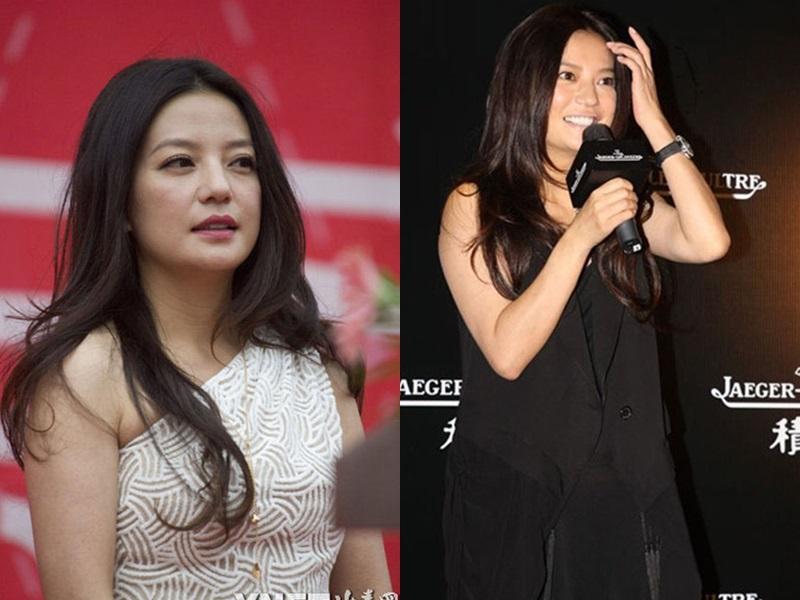 Dẫu biết thừa cân là chuyện ngoài ý muốn nhưng chuyện váy áo của Triệu Vy lúc này cũng khiến fan phải lo lắng.