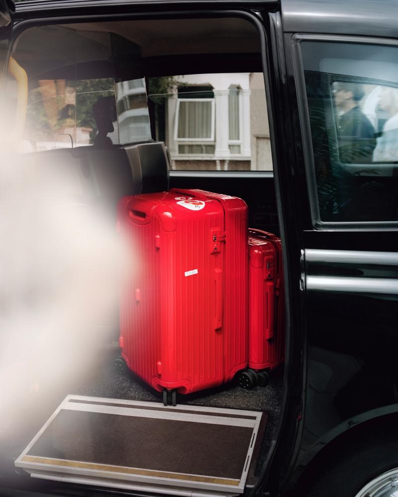 Những thiết kế va li của RIMOWA mang nhiều nét mới mẻ dưới sự chỉ đạo của vị CEO 9X Alexandre Arnault.