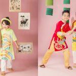 Đón Trung thu sắc màu cùng Skabella – thương hiệu thời trang Việt cao cấp dành cho trẻ em