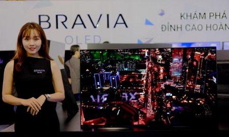 Sony ra mắt ti vi Bravia Master Series A9F và Z9F tương phản đỉnh cao