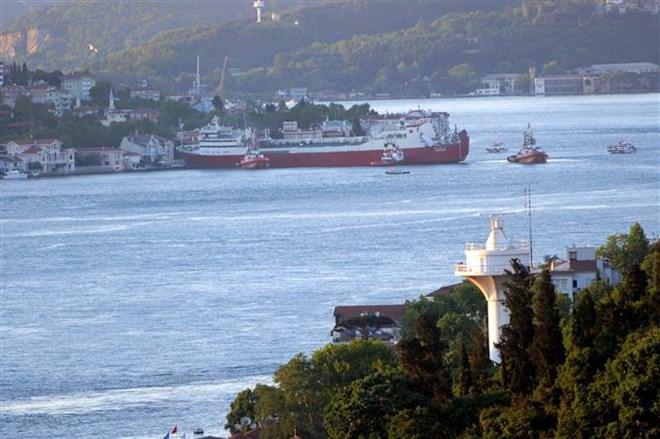 Thổ Nhĩ Kỳ đẩy mạnh kế hoạch xây dựng Kênh đào Istanbul