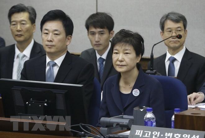Hàn Quốc: Cựu Tổng thống Pak Geun-hye bị gia hạn tạm giam