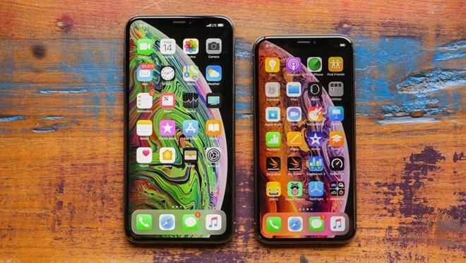 iPhone Xs Max được dự báo bán chạy hơn mẫu điện thoại iPhone Xs