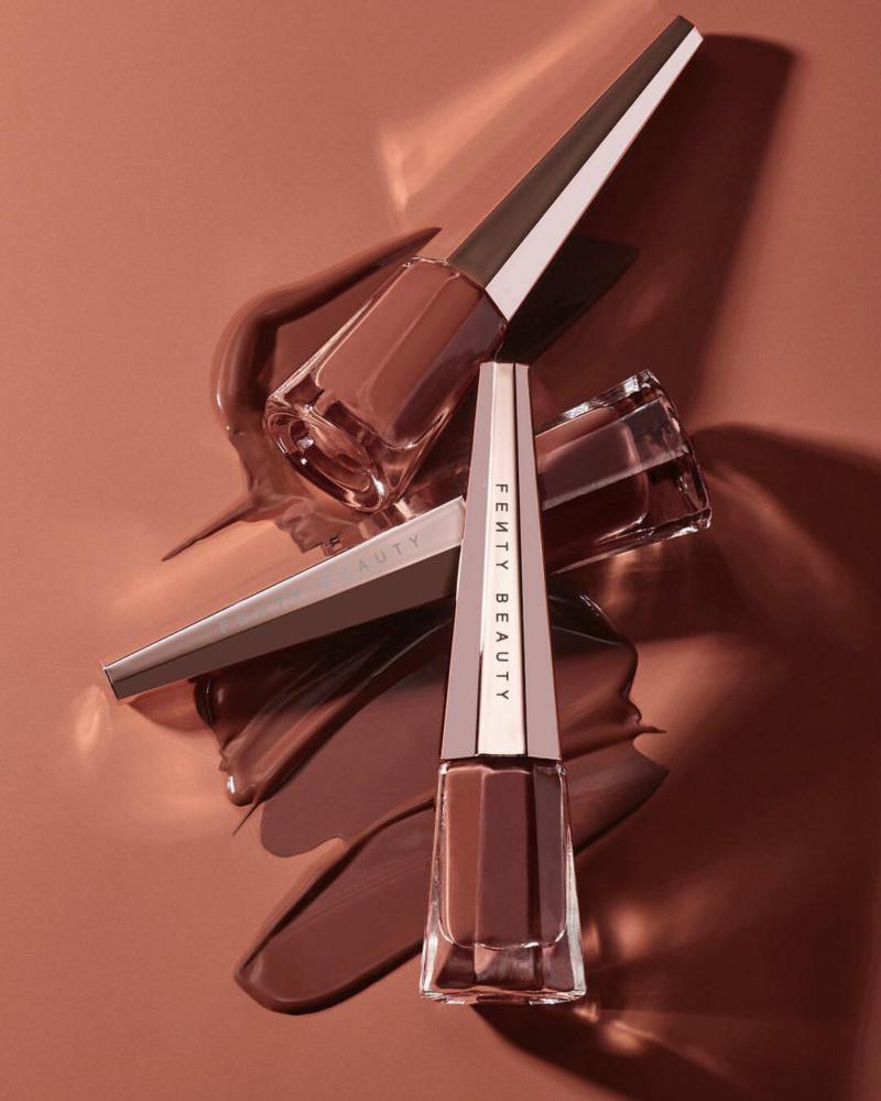 Unveil là sắc nâu chocolate cực kỳ hút mắt