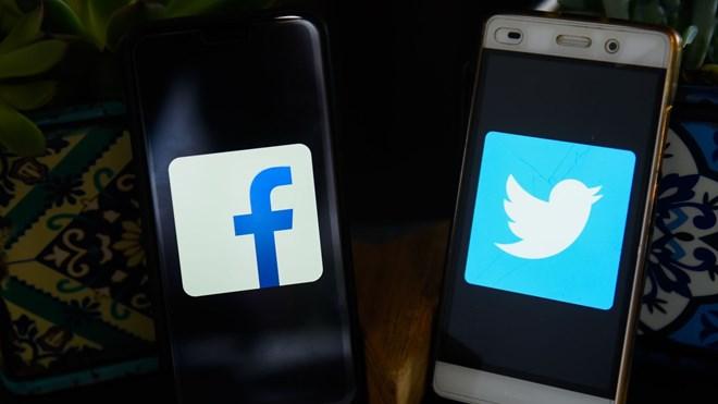 Facebook và Twitter đối mặt với phiên điều trần trước Quốc hội Mỹ