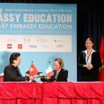 Tổ chức giáo dục Embassy Education chính thức tại Việt Nam