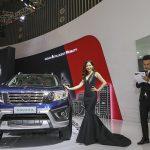 Nissan ra mắt bộ tứ sản phẩm mới, đặc biệt là mẫu Terra tại VMS 2018