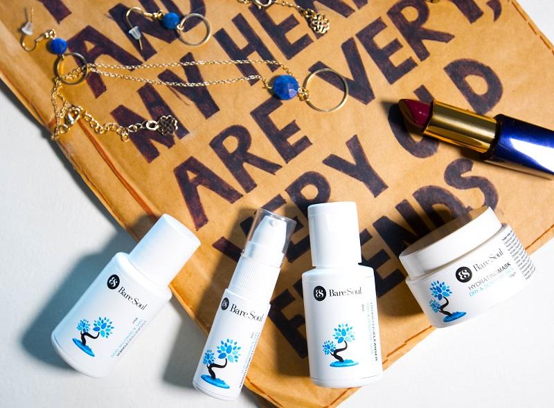 Dòng sản phẩm dành cho da khô và da nhạy cảm.