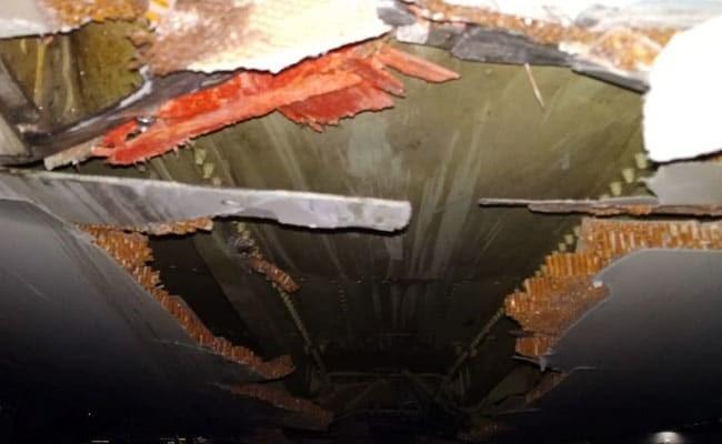 Hãng hàng không Air India của Ấn Độ điều tra vụ máy bay đâm vào tường