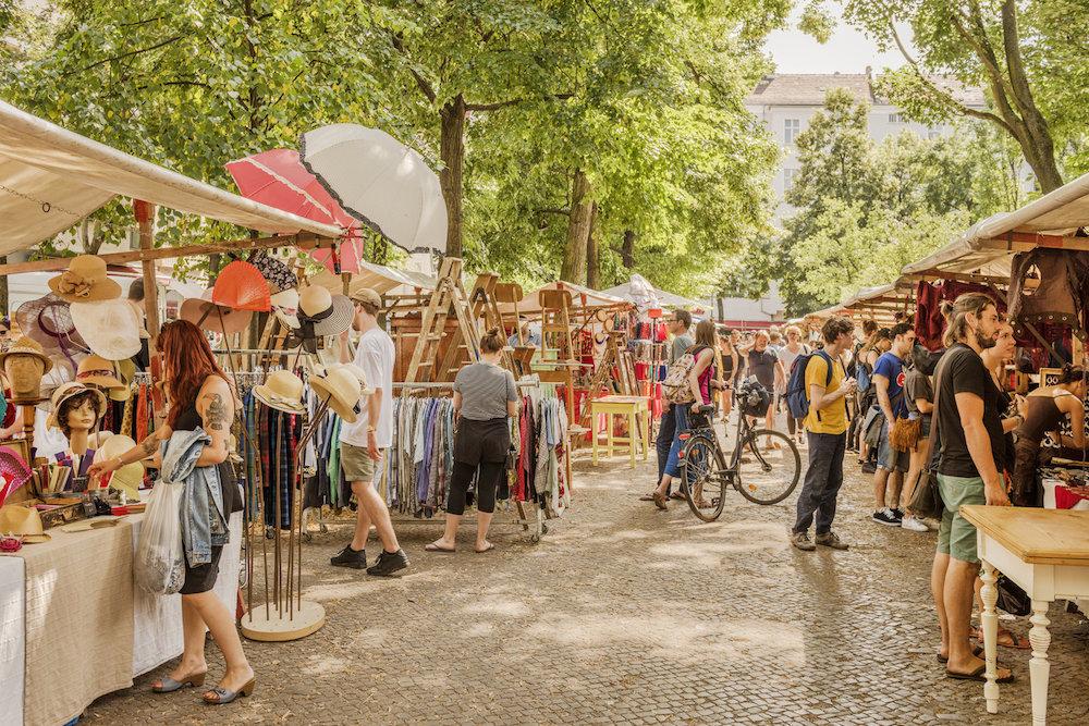 Khám phá hội chợ mùa thu – Marché D'Automne tại Đà lạt