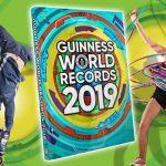 Sách kỷ lục Guinness 2019: Tập hợp những chuyện kỳ lạ đến không tưởng