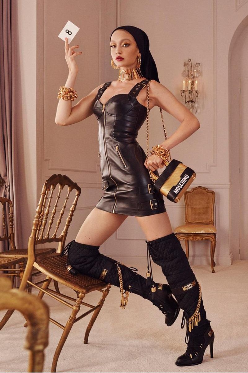 """Với gương mặt đại diện cho dòng sản phẩm này chính là nàng """"IT Girl"""" Gigi Hadid."""