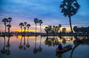 5 trải nghiệm thú vị khi ngao du miền Tây mùa nước nổi