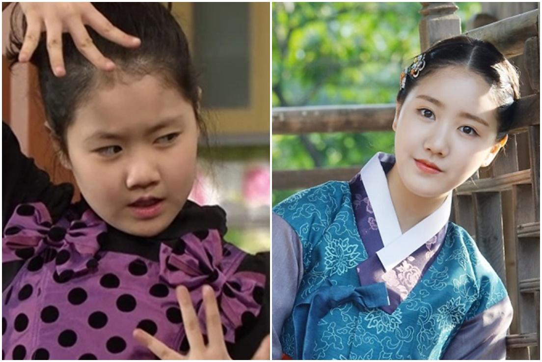 """Jin Ji Hee: Nhóc tì xấc xược của """"Gia đình là số 1"""" xinh đẹp xuất thần trong """"Lang quân 100 ngày"""""""