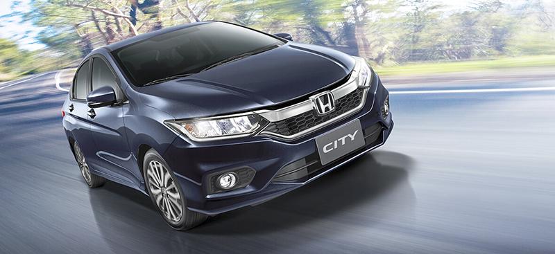 Honda Việt Nam triệu hồi 1.538 xe City do lỗi túi khí trước