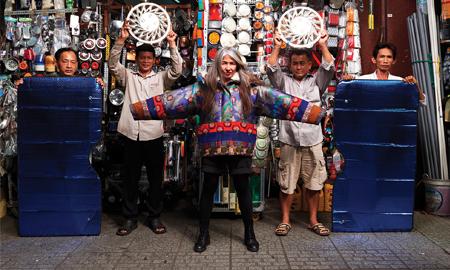 """NTK 61 tuổi Mai Lâm: """"Sự duyên dáng quan trọng hơn tuổi tác"""""""