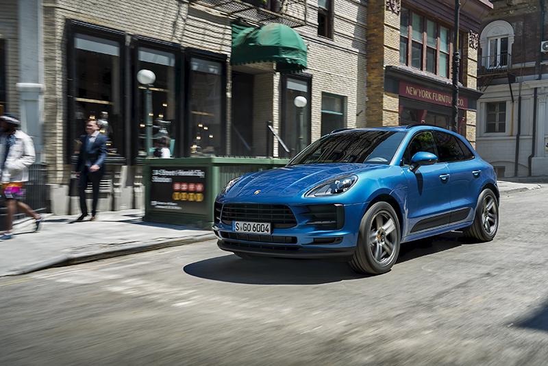 Porsche ra mắt dòng xe Macan mới tại châu Âu, sắp về Việt Nam