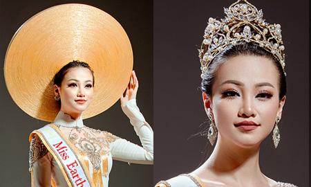 Nguyễn Phương Khánh trở thành đại diện Việt Nam tham dự Miss Earth 2018