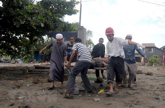 Indonesia huy động thêm nhiều thiết bị hạng nặng và lực lượng cứu hộ