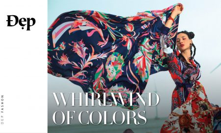 {Đẹp Fashion} WHIRLWIND OF COLORS