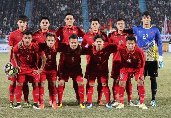 Bóng đá Việt Nam bỏ xa đội xếp thứ 2 Đông Nam Á gần 50 điểm