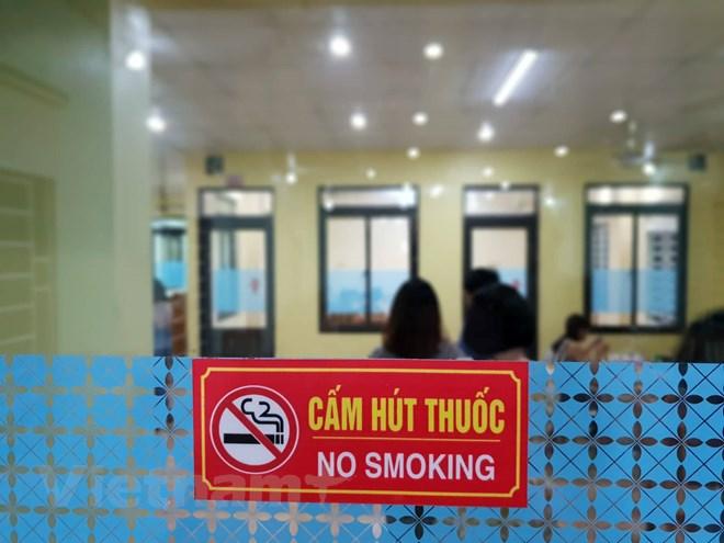 """Phát động chiến dịch """"Hãy tôn trọng"""" về phòng chống tác hại thuốc lá"""