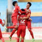 Viettel chính thức giành vé thăng hạng V-League sớm 1 vòng đấu