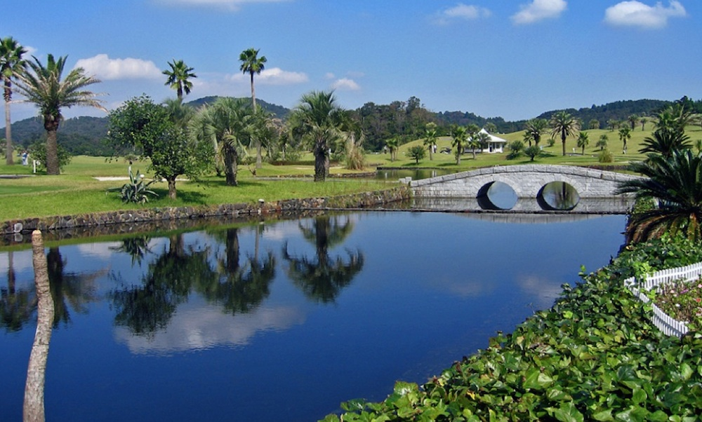 Không gian tuyệt đẹp của Cocopa Resort Club