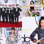 """Sao Á tiếp tục """"càn quét"""" thảm đỏ American Music Awards 2018"""