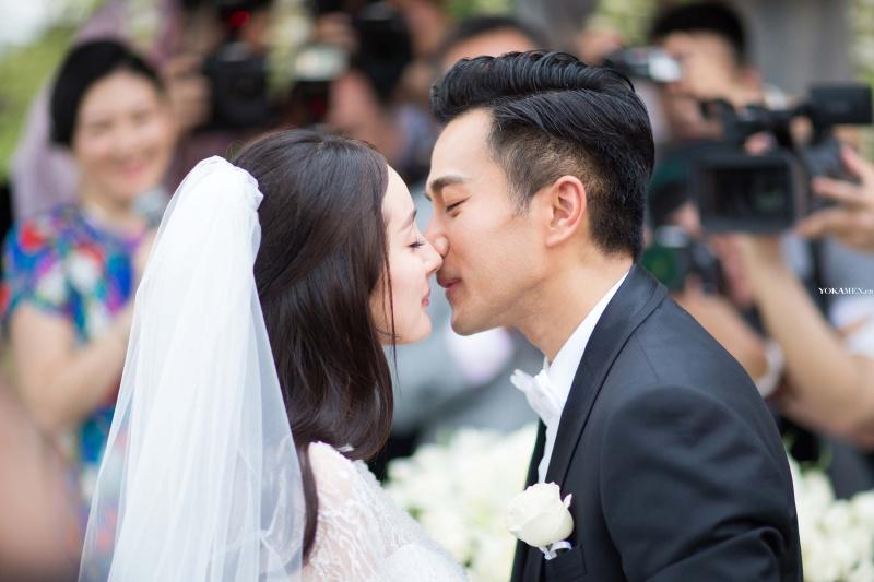 Dương Mịch kết hôn cùng Lưu Khải Uy khi vừa lên đỉnh cao sự nghiệp.