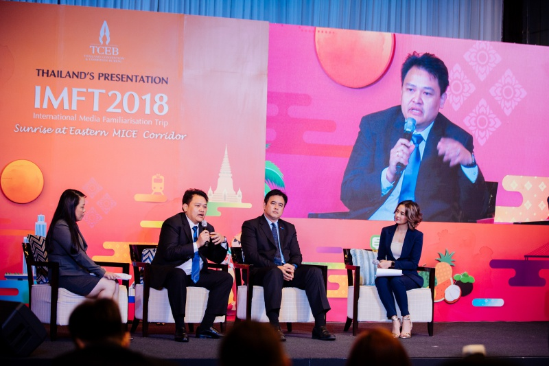 Tham vọng thống lĩnh thị trường MICE Đông Nam Á của Thái Lan