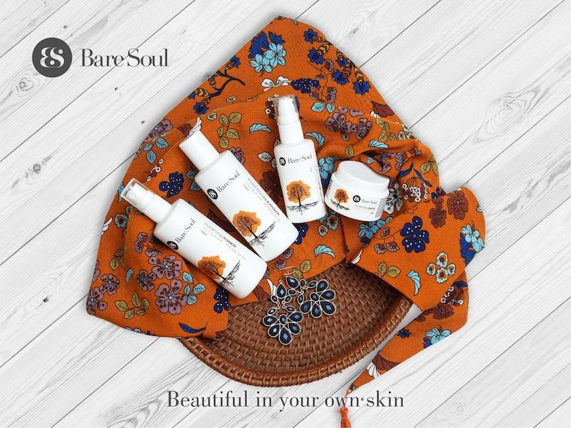 Dòng sản phẩm dành cho da dầu và da mụn.